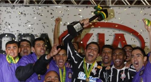 Corinthians é tricampeão da Copa do Brasil